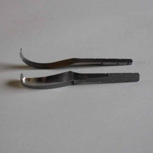 right handed spoon carving blade compound curve