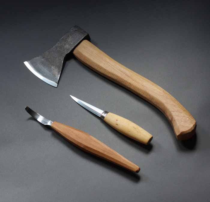 Spoon carving tools starter kit - Wood Tools