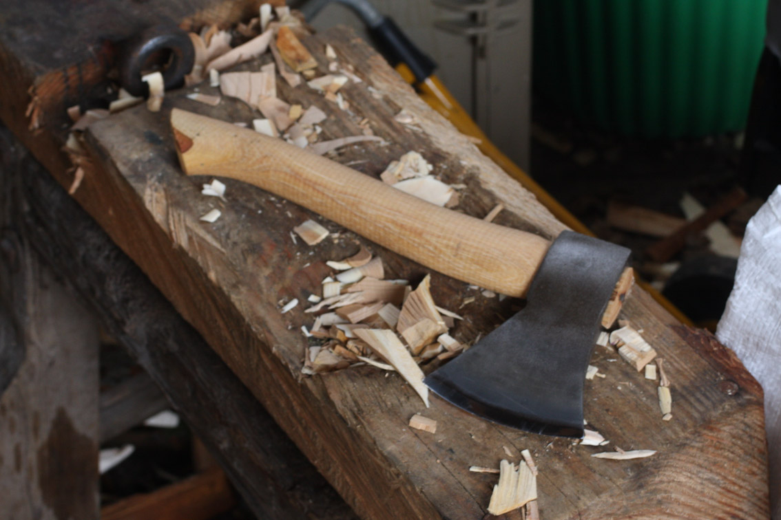 The Robin Wood Carving Axe Wood Tools