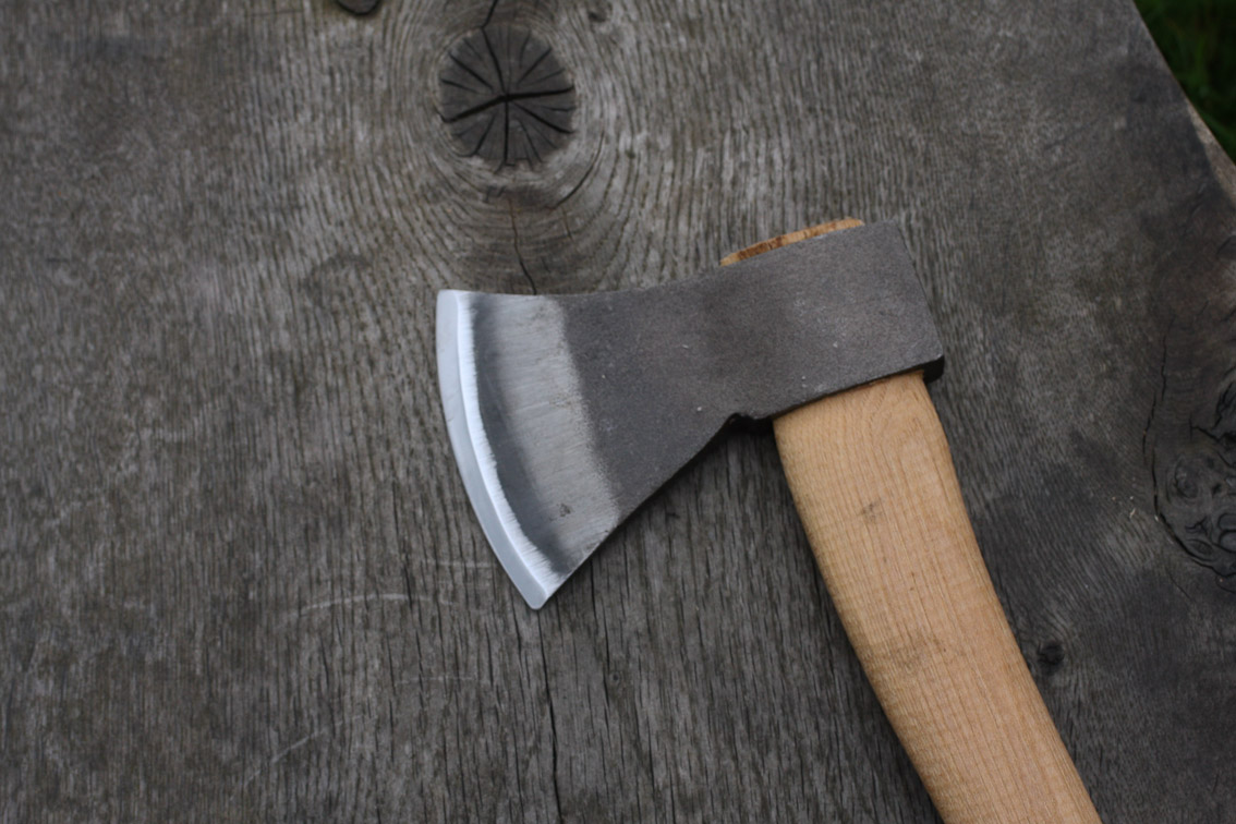 The Robin Wood Carving Axe