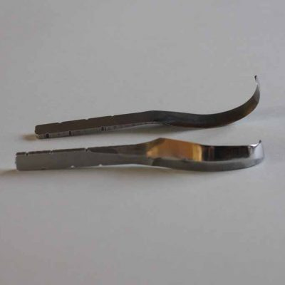 left handed spoon carving blade compound curve