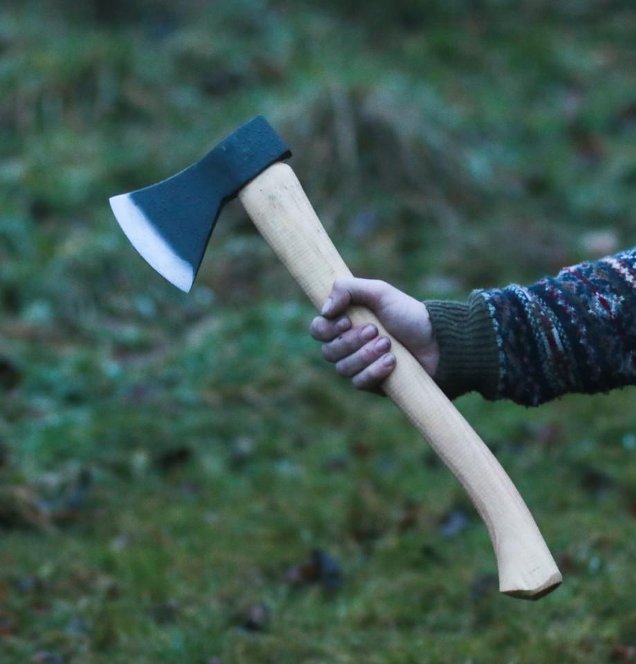 Wood Tools bushcraft axe